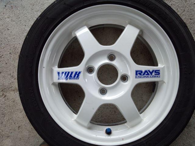 RAYS VOLK RACING VOLK RACING TE37 14インチ 5J