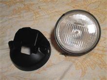CB125TGB250に付いていた ヘッドライト、ケースの単体画像