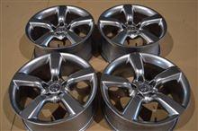 ボーラNISSAN Z33 Genuine Wheelの単体画像