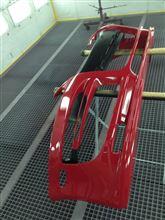 ゴルフ (ハッチバック)NEWING / Alpil GOLF5 GTI-RS Type-Ⅱ+ SPRAYオリジナルの全体画像
