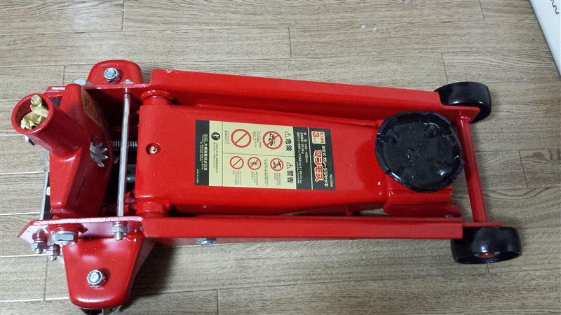 BAL / 大橋産業 3t油圧式ガレージジャッキ マンモス のパーツ ...