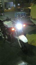 GSX1400KINGWOOD 35W HIDキット 6000K H4 Hi/Lowの全体画像