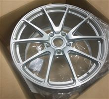 ボクスター (オープン)TWS / TAN-EI-SYA WHEEL SUPPLY TWS EXspur EX-fPの単体画像