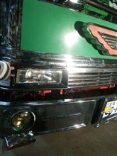 レンジャー日産 Y30セドリック ヘッドライトの単体画像
