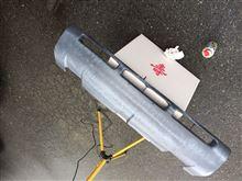 タンドラトヨタ(純正) 樹脂バンパー同色化の単体画像