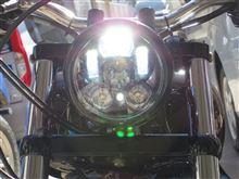 ソフテイル スタンダードハーレーダビッドソン(純正) 純正LEDヘッドライトの全体画像