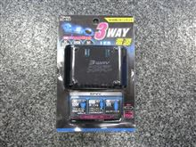 SC-407 3WAY電源