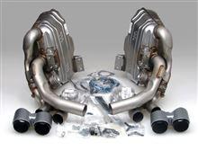 911 (クーペ)ポルシェ(純正) スポーツエグゾーストシステム PSEの単体画像