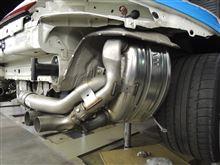 911 (クーペ)ポルシェ(純正) スポーツエグゾーストシステム PSEの全体画像