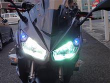 Ninja1000Yオク ノーブランド HID 35W 6000K Hi/Loの単体画像