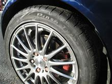 Pinso Tyres PS-91 215/50R17