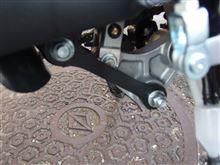 D-TRACKER XDAYTONA(バイク) リヤローダウンリンクロッド/ D-TRACKER X('08-09)/KLX250('08-10)/67574 の全体画像