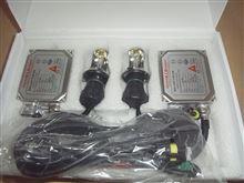 プロボックス中華 55W HIDキット H4(H/L) 3000Kの全体画像