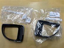 MINIBMW MINI(純正) Brake Duct Frame(Black & White)の単体画像