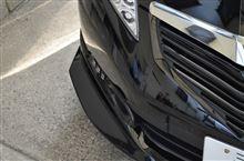フィットJ'S RACING フロントウイングスポイラー Type-Sの全体画像