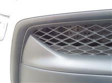 RVR三菱自動車(純正) Fバンパーガーニッシュの全体画像