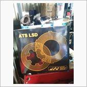 ATS ATS&ACROSS カーボンLSD Spec3