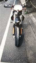 D-TRACKERアチェルビス サイクロップヘッドライトの単体画像