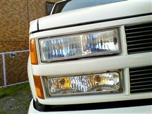 ブレイザークリスタルヘッドライト クリスタルヘッドライトの単体画像
