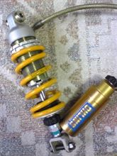 TZR250OHLINS RGVガンマ用の単体画像