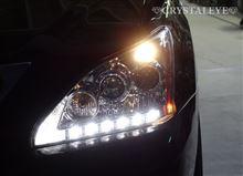 RXCRYSTAL EYE レクサスLEDスタイル ヘッドライトの単体画像