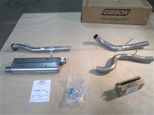 エクスプローラースポーツトラックGIBSON Exhaust Systemの単体画像
