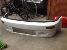 911 (クーペ)メーカー・ブランド不明 フロントバンパースポイラーの単体画像