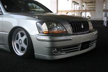 クラウンK-BREAK COMPLETE  COMPLETE Front Bumperの単体画像
