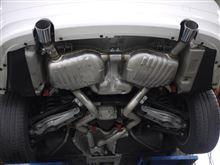 3シリーズ クーペBMW(純正) BMW Performance サイレンサーシステムの単体画像