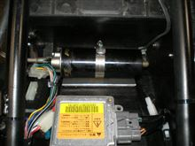 GPZ1100PENSKI ZZR1100改 の全体画像