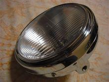 CB125Tホンダ純正タイプ ヘッドライトの単体画像
