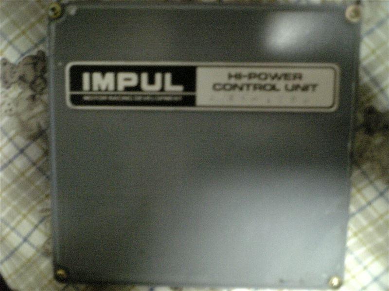 IMPUL ハイパワーコントロールユニット