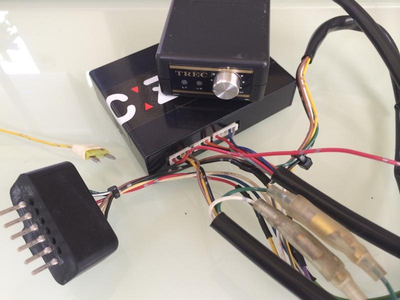 シーズ 電子スロットル車制御用ZEC