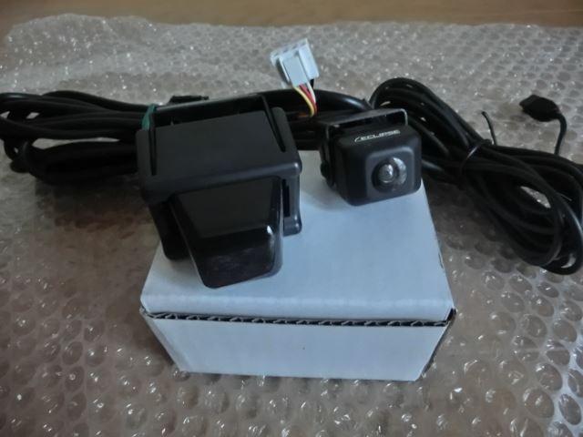 ECLIPSE フロント、バックカメラ