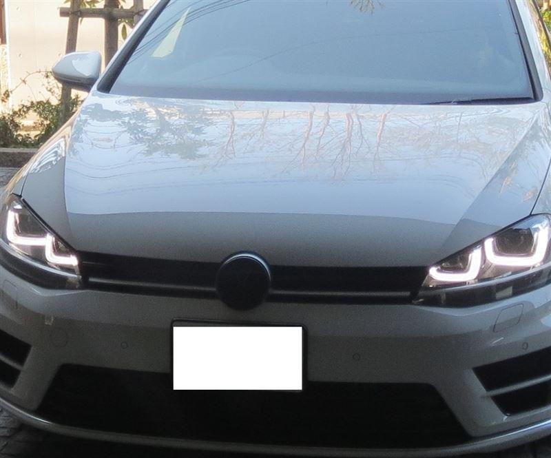 VW  / フォルクスワーゲン純正 ディライトコーディング