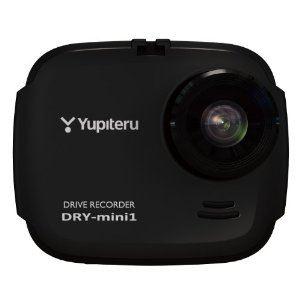 YUPITERU ミニタイプ常時録画ドライブレコーダー DRY-mini1