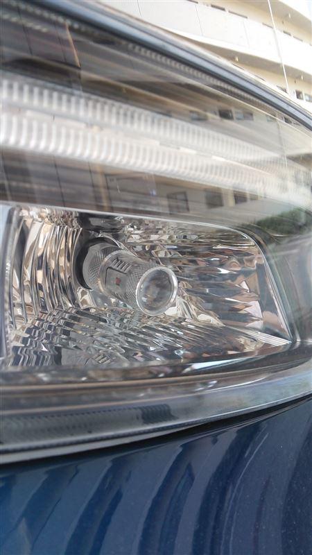 不明 LEDウインカーランプ