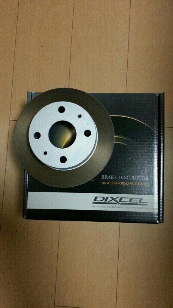 DIXCEL HD type/ヒーティッドディスクローター
