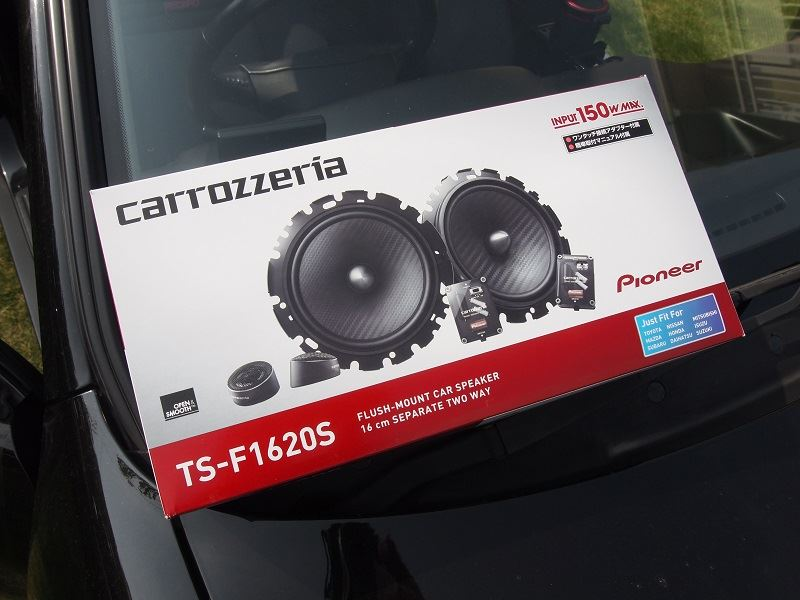 PIONEER / carrozzeria carrozzeria TS-1620Ⅱ