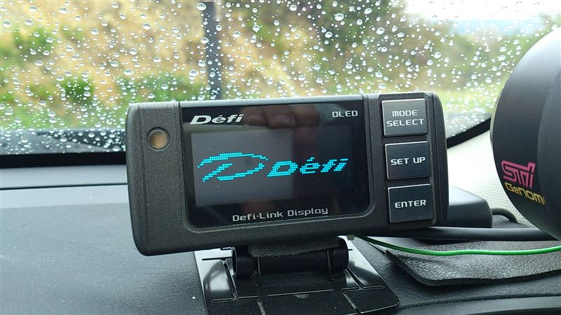 Defi Defi-Link Display