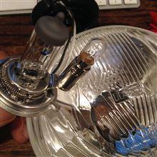 その他IPF 丸型4灯式ロービーム(ポジション球付) 9112の単体画像