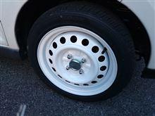 eKクラッシィ三菱自動車(純正) コルト純正ホイールの単体画像