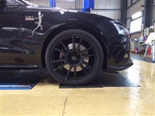 S5 スポーツバックGIALLA GARBINO GARBINO フロントリップスポイラーの全体画像