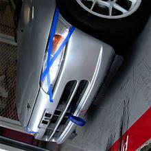 ビートホンダ(純正) FN2シビック Type R EURO フロント・エアストレーキの単体画像