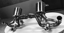 ガヤルド スパイダーEXART iVSC Exhaust System / 可変排気コントロールバルブ付きマフラーの単体画像
