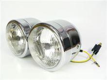 FZX750PMC ブライテックファイターシリーズ(デュアルタイプ)クロームの単体画像