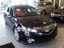 TLHONDA Oem Parts ACURA TL Factory Chrome Front Grillの単体画像