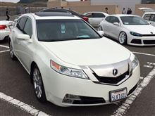 TLHONDA Oem Parts ACURA TL Factory Chrome Front Grillの全体画像