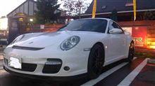 911 (クーペ)ポルシェ(純正) 997ターボバンパー&フォグ&リップの全体画像