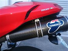 1098Sテルミニョーニ スリップオンの単体画像